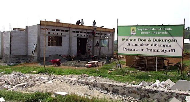 Bantu Pembangunan Pesantren Tahfidz Gratis