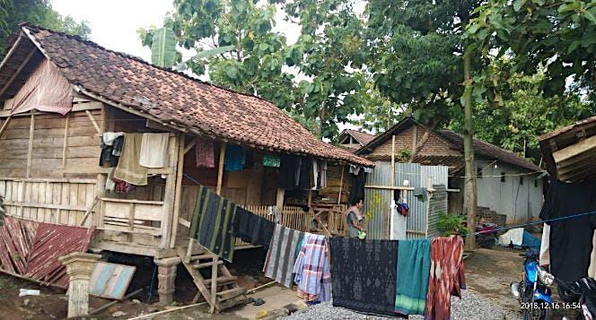Bantu renovasi asrama panti asuhan HUDATUL MUNA