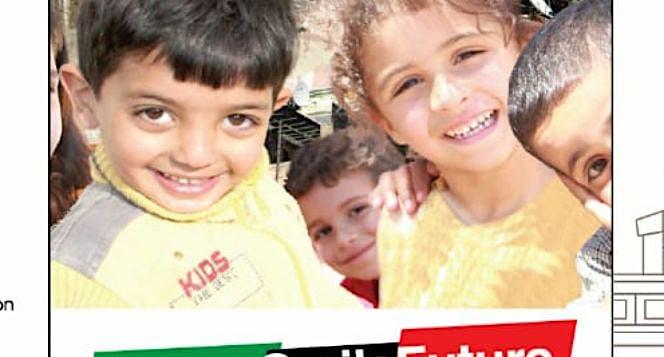 Bantu wujudkan harapan anak-anak Palestine