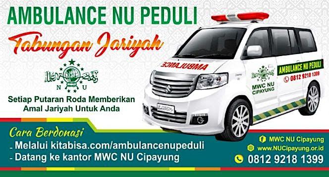 Ambulance NU Peduli