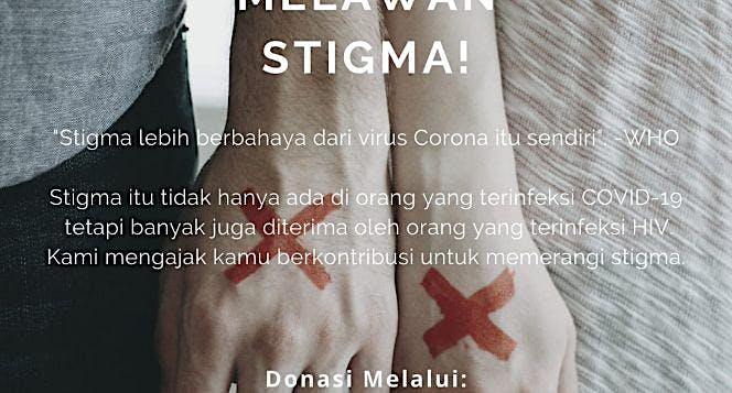 """Waktunya """"Perang"""" Melawan Stigma dan Diskriminasi"""