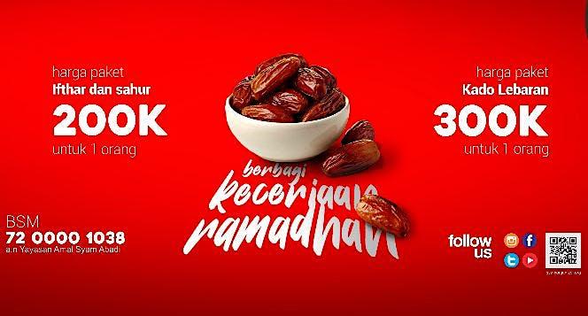 Ramadhan Peduli Syam 2019