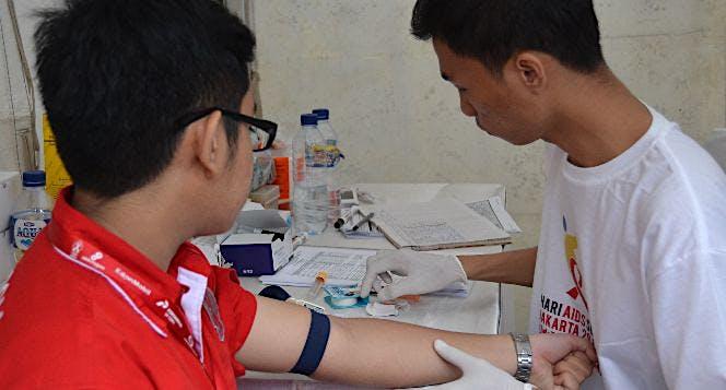Ketahui Statusmu  : Wujudkan 1 Juta Alat Test HIV