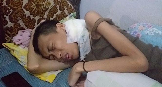 Bantu Feby Melawan Kanker Nasofaring