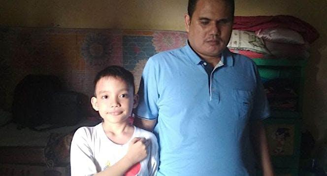 Dukung Ikhsan Bantu Ayah Penyandang Tunanetra