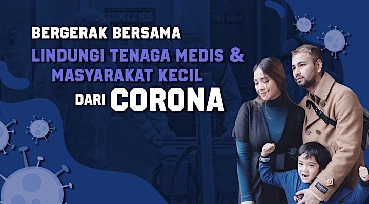Lindungi Tenaga Medis dan Masyarakat dari Corona
