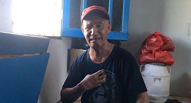 Bantu Paul Pengamen Jalanan bangun Rumah Belajar