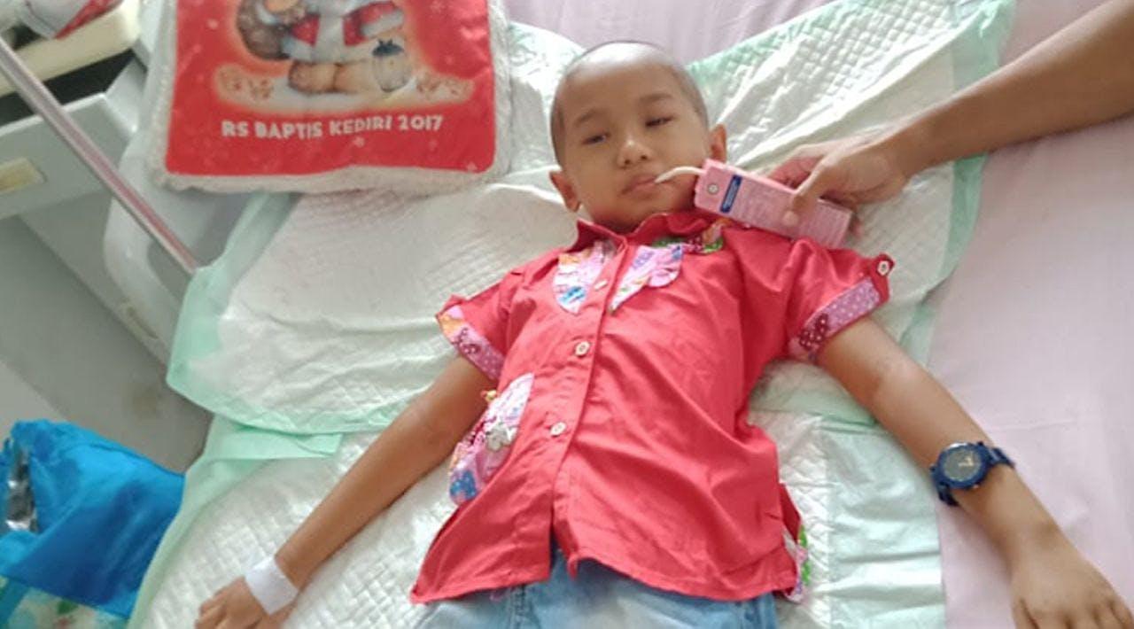 Tumor Ganas Yang Menyerang Masa Depan Eline