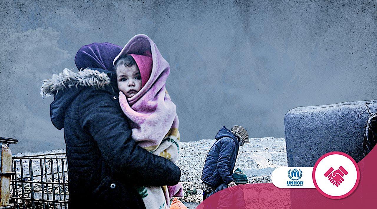 Bantu Jutaan Pengungsi Suriah Hadapi Musim Dingin