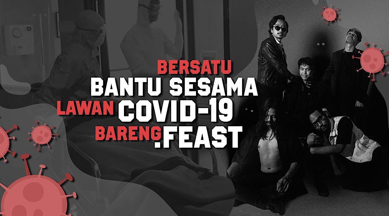 Lawan COVID-19 Bersama .Feast