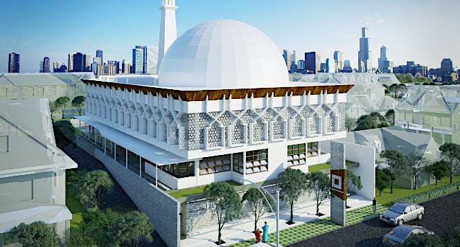 Pembangunan Masjid Jami Al Hidayah, Sleman