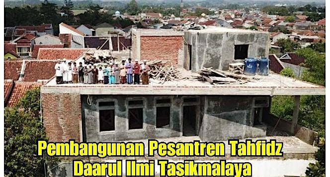 Yuk Bantu Pembangunan Pesantren Tahfidz Yatim
