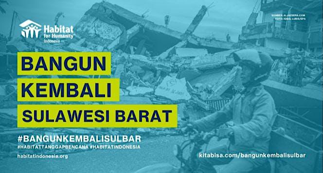 Bangun Kembali Sulawesi Barat