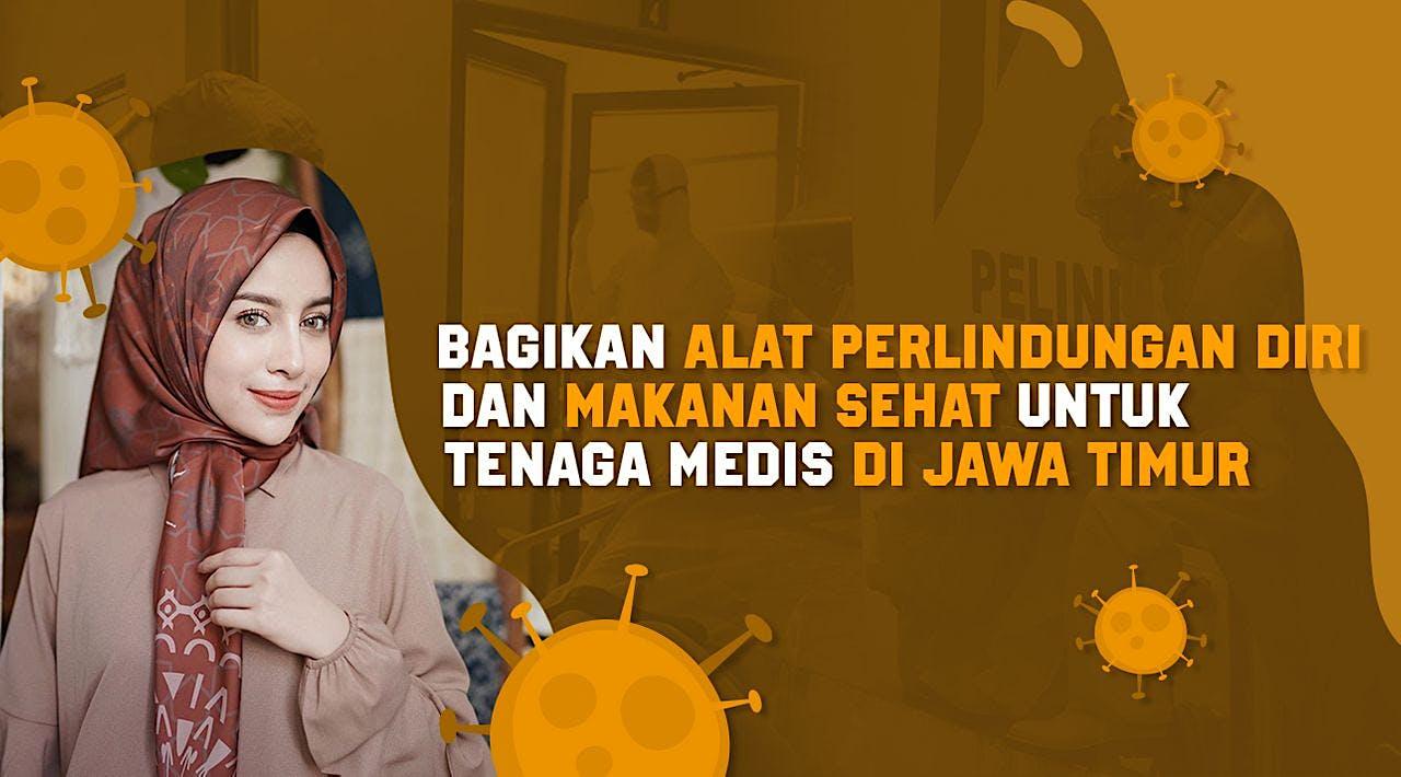 APD untuk Tenaga Medis Jawa Timur