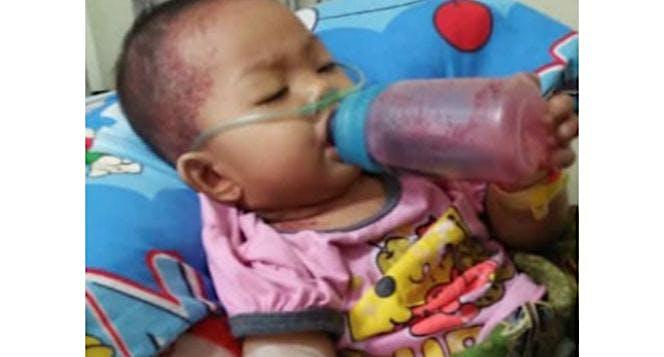 Bantu Ade kiya melawan leukemia