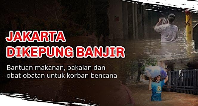 Darurat! Jakarta DiKepung Banjir!