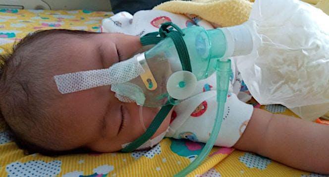 Bantu Biaya Pengobatan anak dari Sdr. Bemby