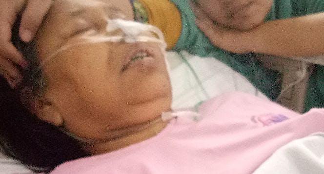 bantu ibu gagal ginjal dan komplikasi