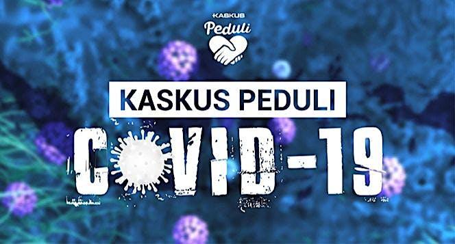 KASKUS PEDULI COVID 19