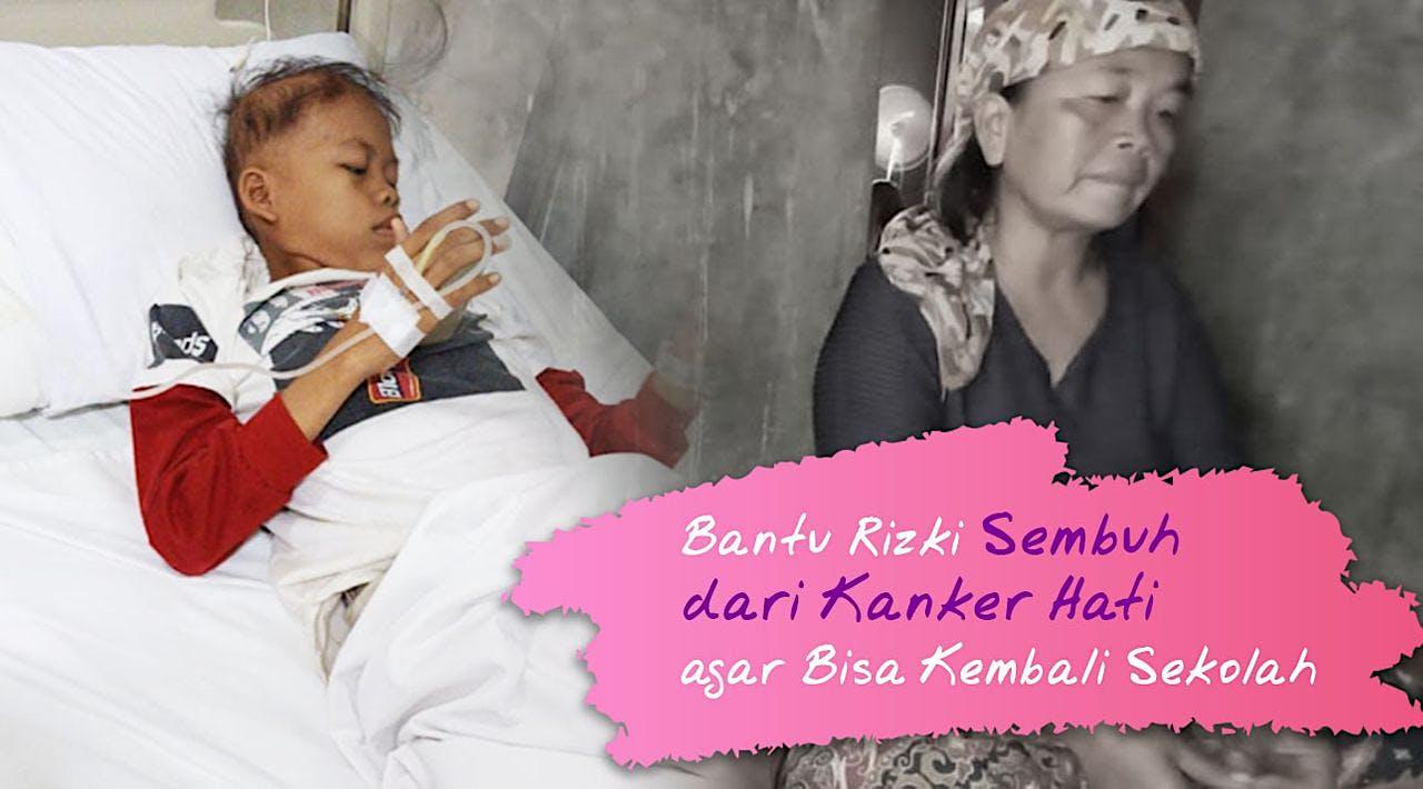 Anak Petani Berjuang Sembuh dari Kanker Hati!