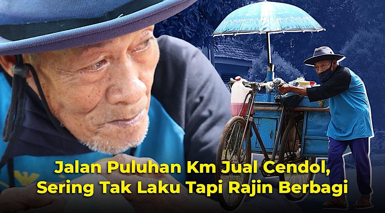 Ikhtiar Mbah Jariman di Penghujung Usia...
