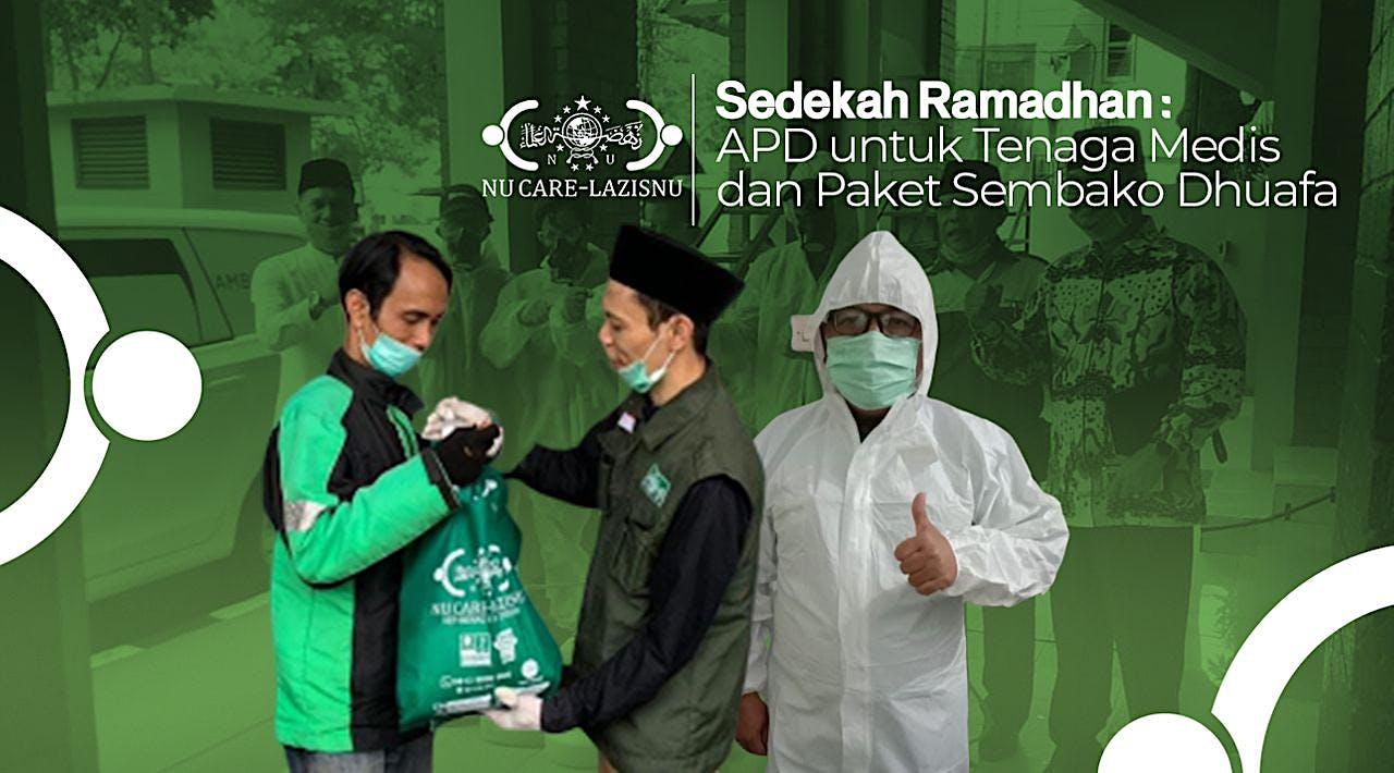 Sedekah Ramadhan: Patungan APD & Sembako Dhuafa