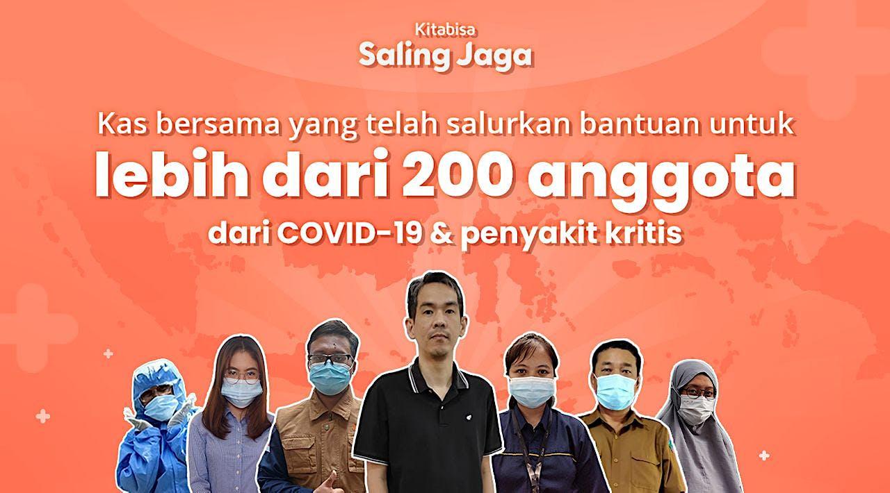 Tolong Menolong Kesehatan Antar Donatur