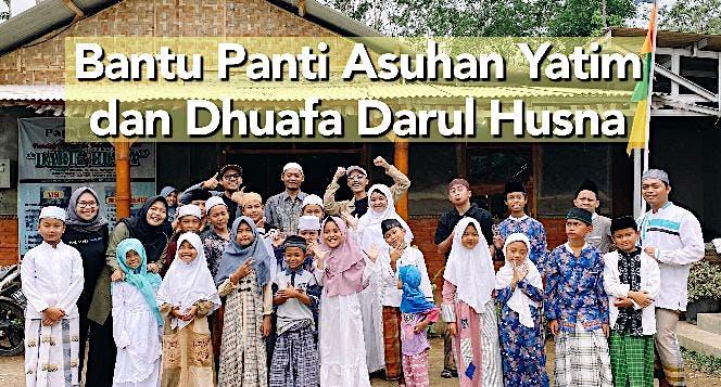 Bangun Panti Asuhan untuk Yatim dan Dhuafa