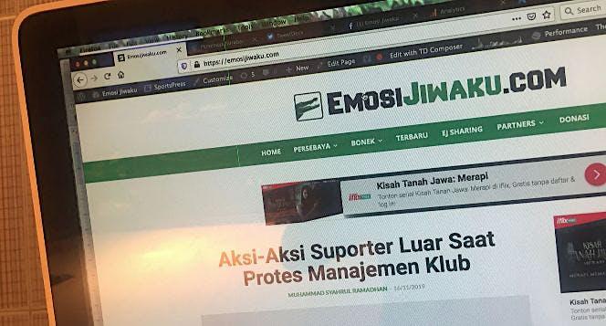 Ayo Jadi Donatur Emosijiwaku.com!