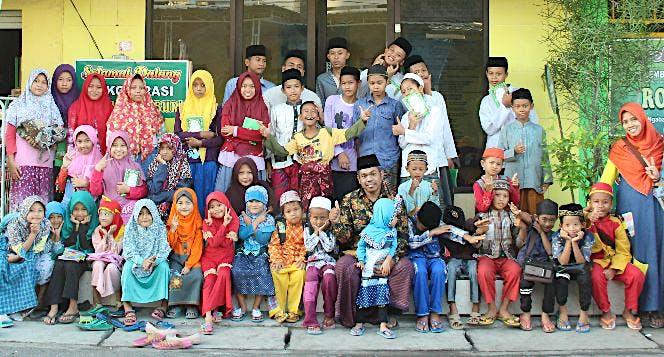 Pesantren Sosial untuk Anak-Anak Yatim dan Dhuafa'