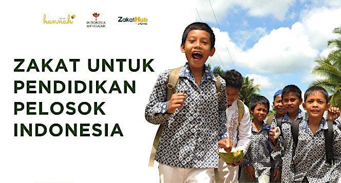 Zakat untuk Majukan Pendidikan Pelosok Indonesia