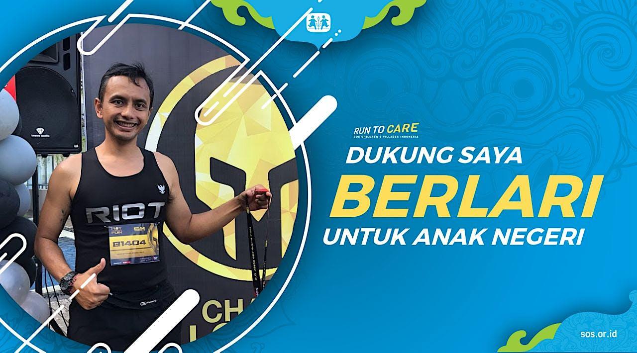 Yuna Berlari 150KM untuk Mimpi Anak Indonesia