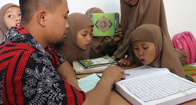Waqaf Al Qur'an #BerbagiSemangat