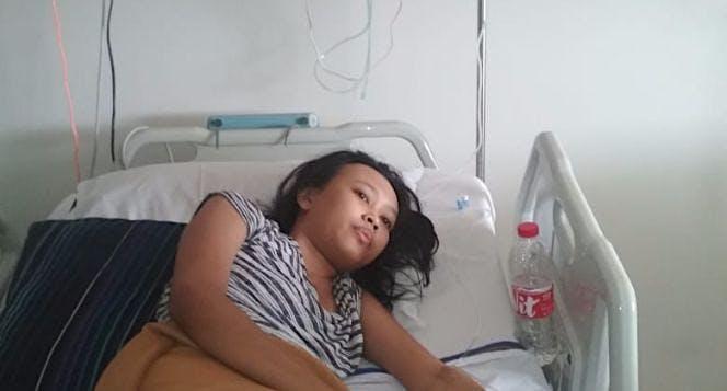 Bantu Devia Yulianita Melawan TBC TULANG !!!