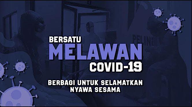 Ayo Bersama Cegah Covid-19