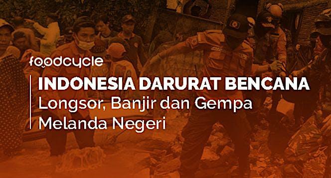Darurat! Indonesia Hadapi Bencana Beruntun