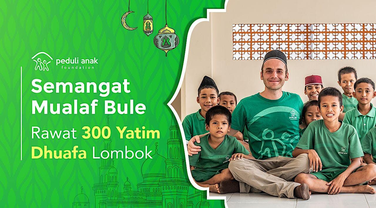 Sedekah Bantu Rawat Anak Yatim Mulai Rp15,000