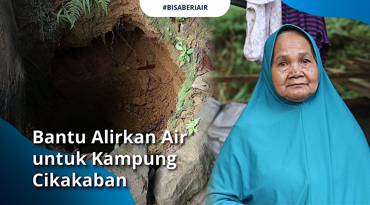 #BisaBeriAir - Bagikan Air Bersih untuk Indonesia