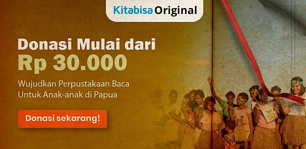 Perpustakaan buat Sekolah-Sekolah di Papua