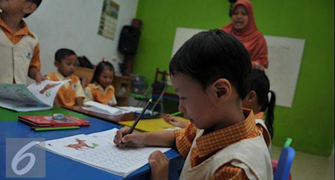 Liputan6.com Dukung Tenaga Pendidik Anak Usia Dini