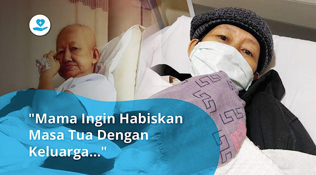 Kitabisa Kanker Payudara / Bantu Yayuk Melawan Kanker ...