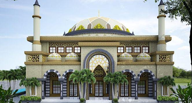 Donasi Pembangunan Masjid Ash-Shobur