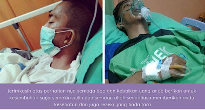 bantu muhammad andi indikasi paru paru