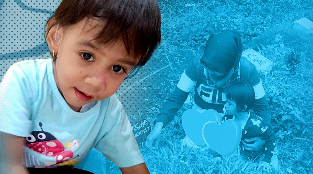 Bantu Syabi, Anak Yatim Berjuang Untuk Mendengar