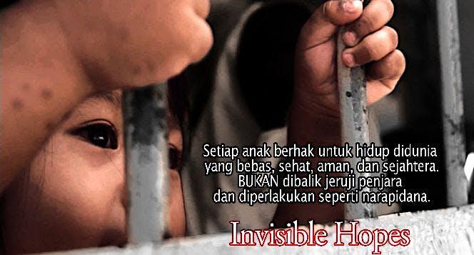 Peduli Narapidana Hamil dan Anak Dalam Penjara