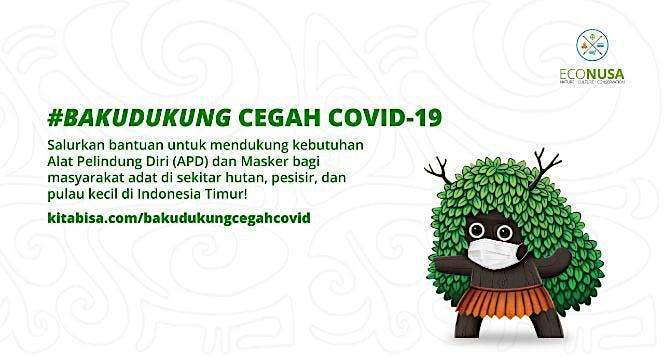#BakuDukung Cegah Covid