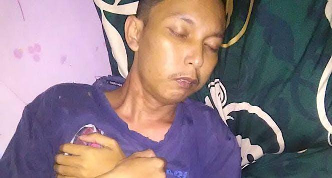 Bantu driver ojol melawan penyakitnya