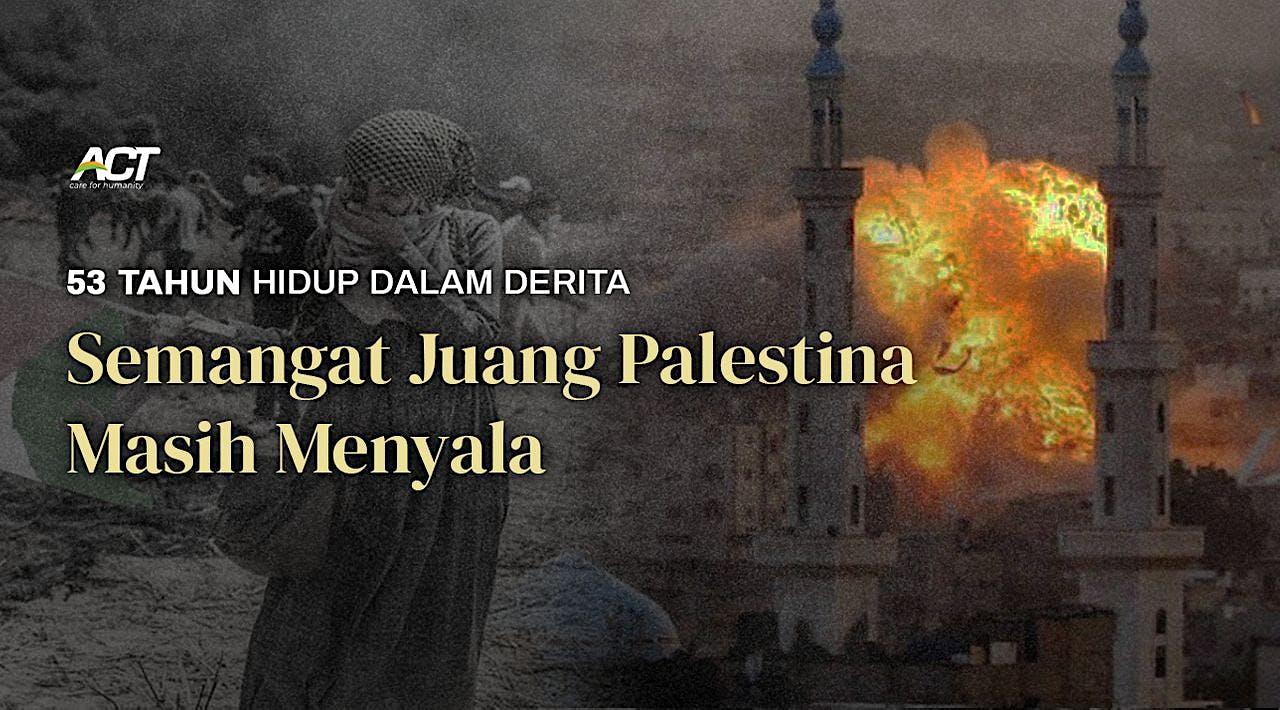 Al-Aqsa Diserang: Tolong Ribuan Jemaah Palestina