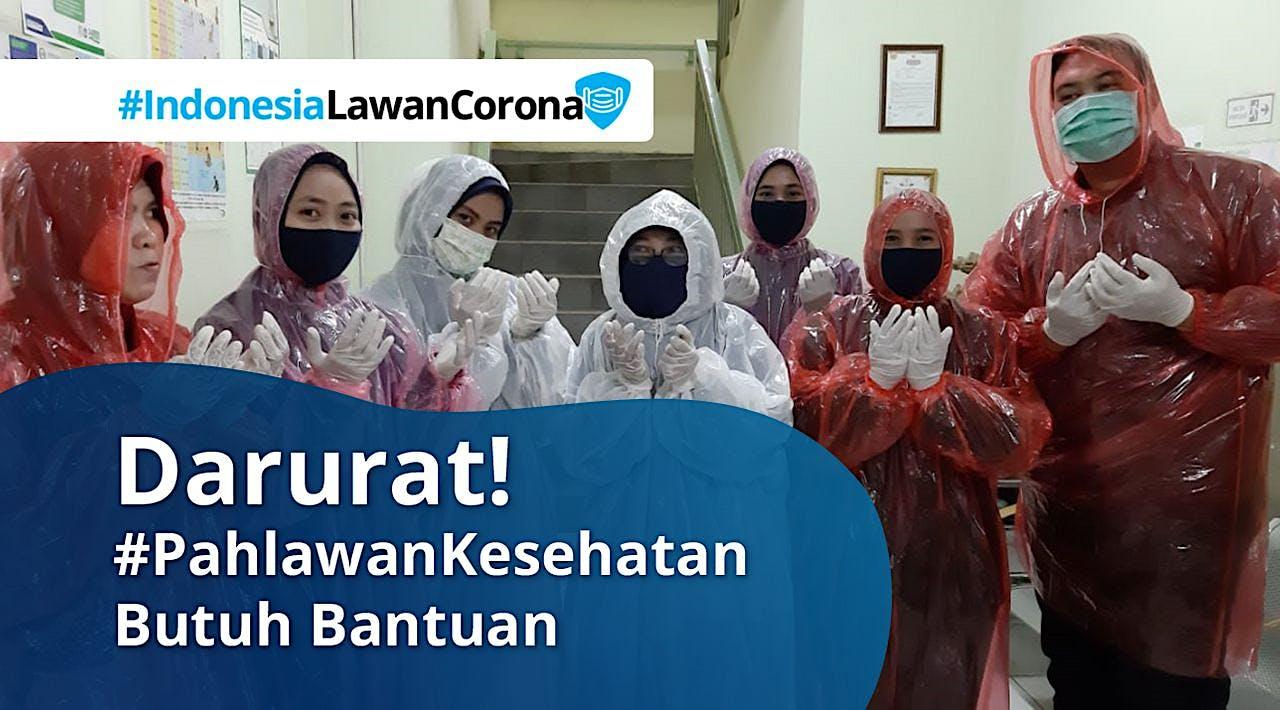 #PahlawanKesehatan di Klinik dan FKTP Indonesia