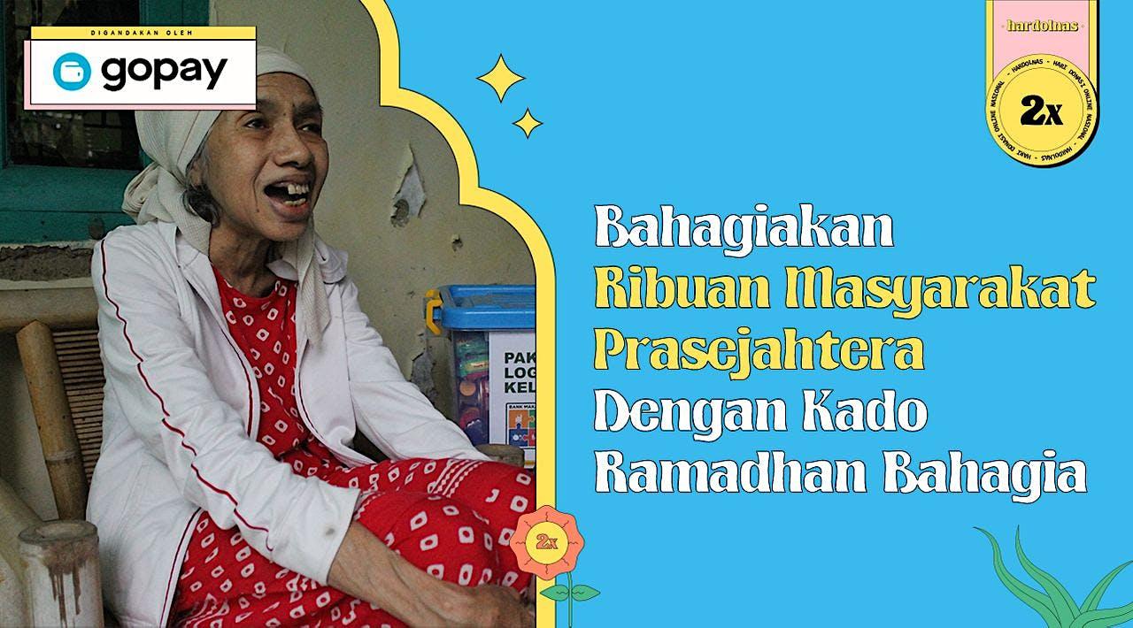 Kado Ramadhan Bahagia Untuk Yang Membutuhkan